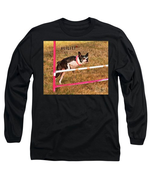 Doggie Agility  Long Sleeve T-Shirt