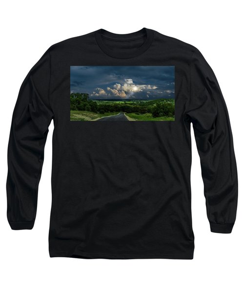 Down Hill From Here Long Sleeve T-Shirt