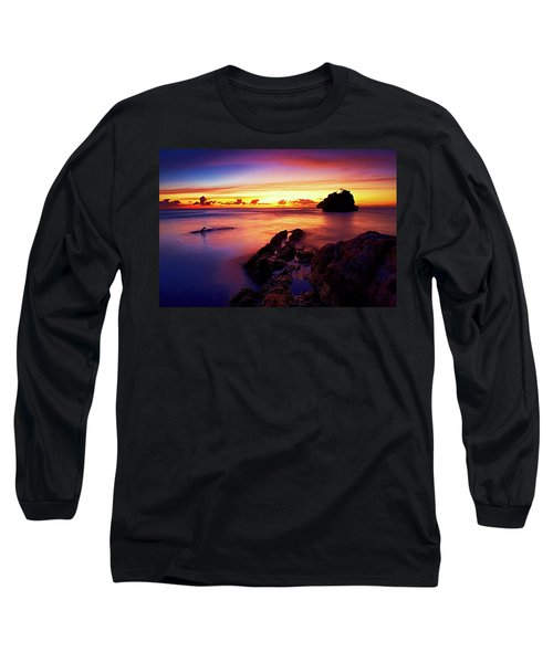 Dusk, Columbus Bay Long Sleeve T-Shirt