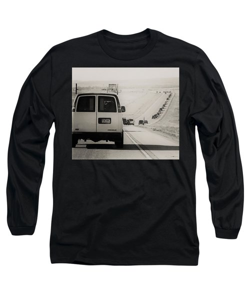 Eclipse Bound Long Sleeve T-Shirt
