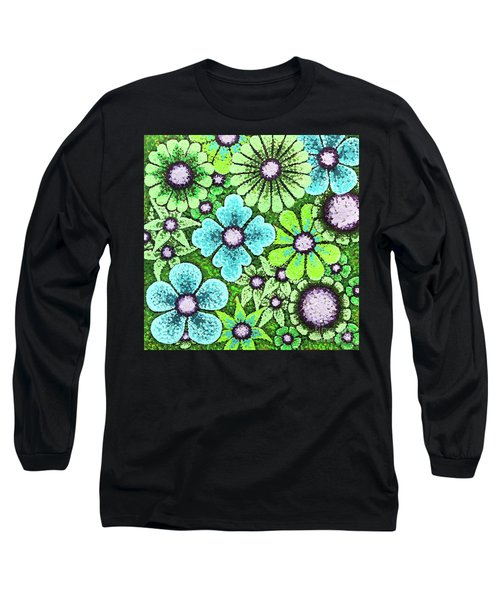 Efflorescent 9 Long Sleeve T-Shirt