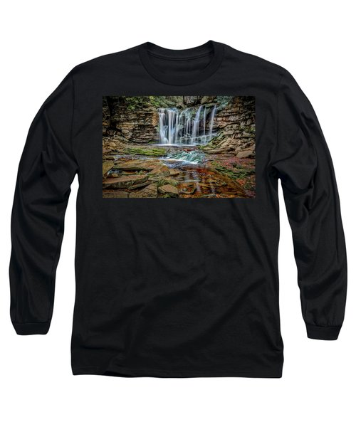 Elakala Falls 1020 Long Sleeve T-Shirt