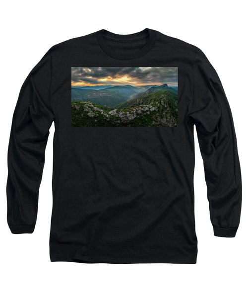 Epic Linville The Chimneys Long Sleeve T-Shirt