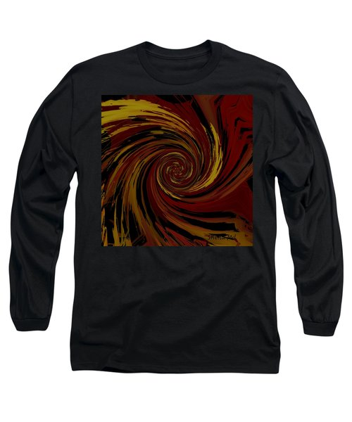 Explosion  Crossroad  Long Sleeve T-Shirt