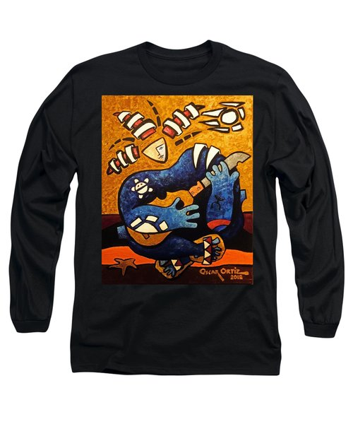 Fajardo Dreaming Long Sleeve T-Shirt