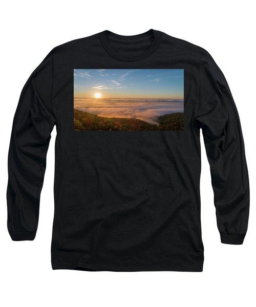 Fall Sunrise Long Sleeve T-Shirt