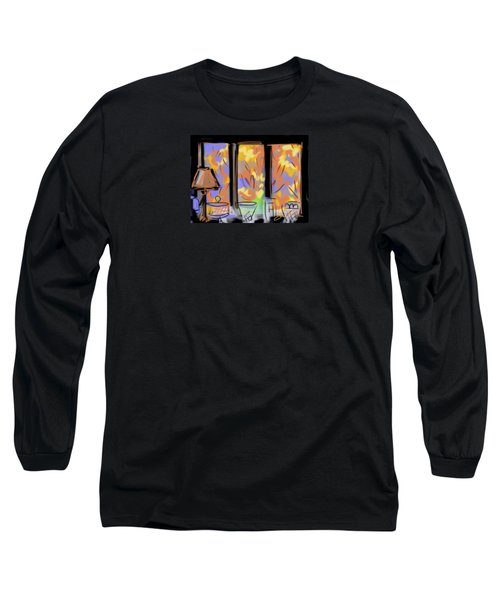 Fall Windows Long Sleeve T-Shirt