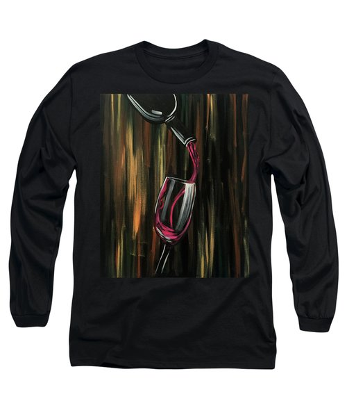 Fine Wine Long Sleeve T-Shirt