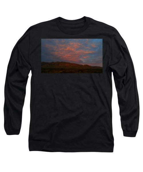 First Light Over Texas 3 Long Sleeve T-Shirt
