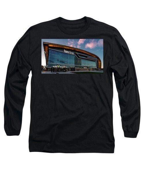 Fiserv.forum Long Sleeve T-Shirt