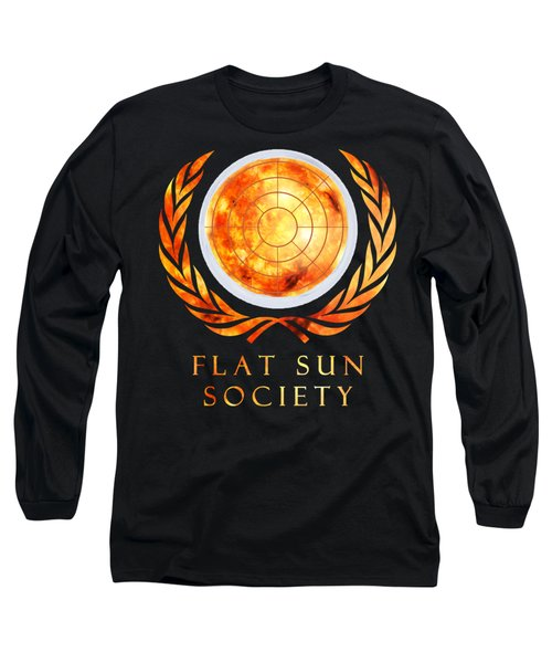 Flat Sun Society Long Sleeve T-Shirt