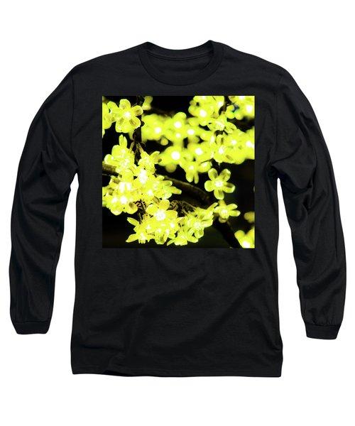 Flower Lights 6 Long Sleeve T-Shirt
