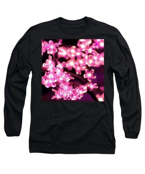 Flower Lights 9 Long Sleeve T-Shirt