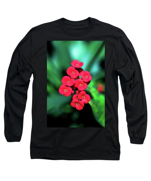 Flower Parade Long Sleeve T-Shirt