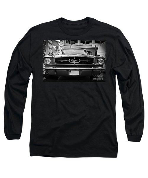Ford Mustang Vintage 1 Long Sleeve T-Shirt