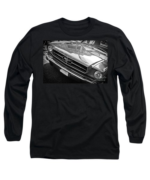 Ford Mustang Vintage 2 Long Sleeve T-Shirt