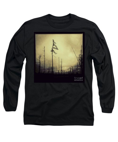 Forest Fire Long Sleeve T-Shirt