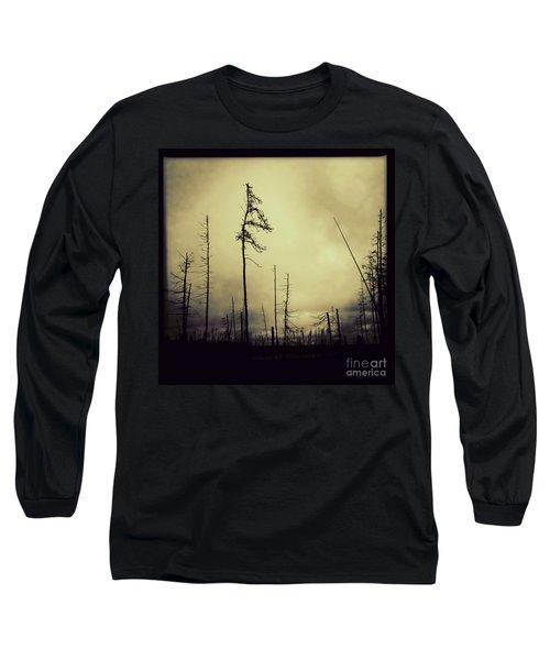 Forest Fire Long Sleeve T-Shirt