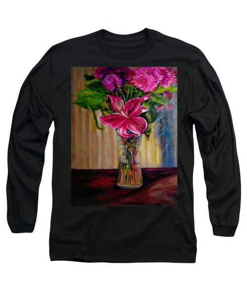 Fragrance Filled The Room Long Sleeve T-Shirt