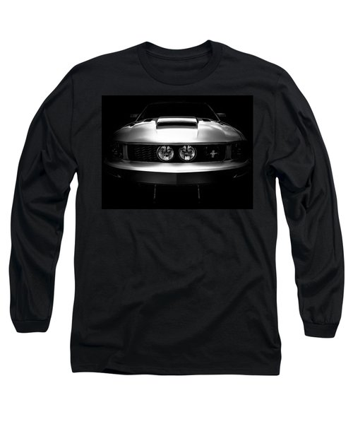 From The Shadows - Ford Mustang Gt California Special - American Muscle Car Long Sleeve T-Shirt