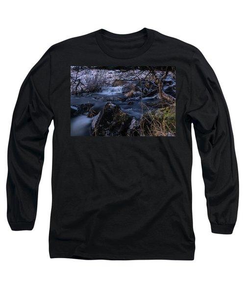 Frozen River II Long Sleeve T-Shirt