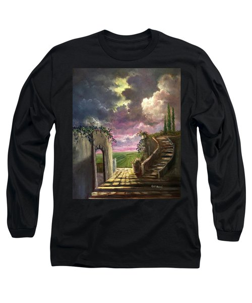 Garden Of The Ancients Long Sleeve T-Shirt