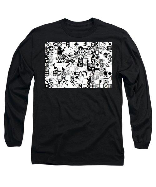 Genius2_25052019 Long Sleeve T-Shirt