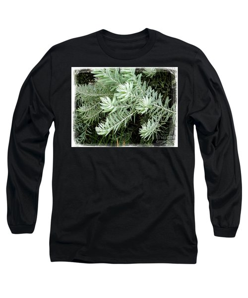 Gentle Leaves Long Sleeve T-Shirt