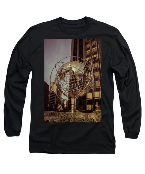 Globe 2 Long Sleeve T-Shirt