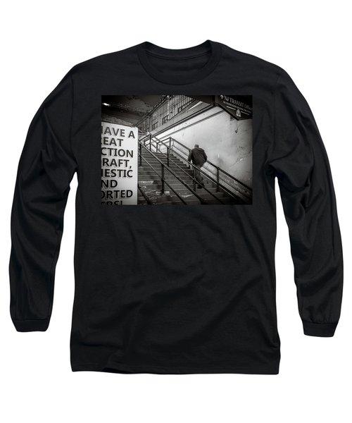 Going Up Long Sleeve T-Shirt