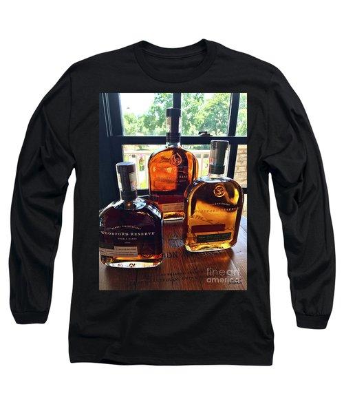 Golden Bourbon Long Sleeve T-Shirt