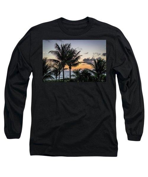 Good Morning, Sun Long Sleeve T-Shirt