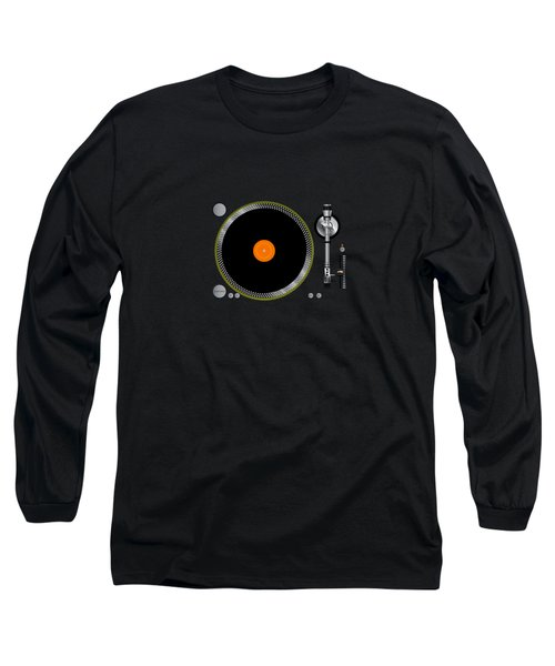 Gramophone Music Player Long Sleeve T-Shirt