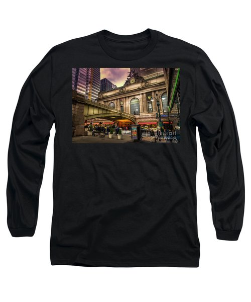 Grand Central Terminal Long Sleeve T-Shirt