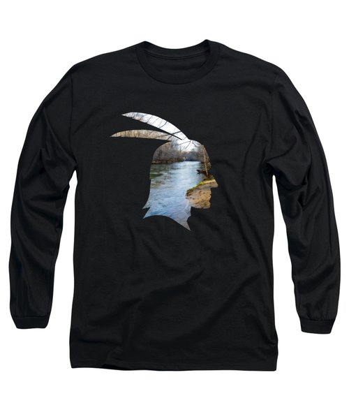 Great Spirit Of The Water Long Sleeve T-Shirt