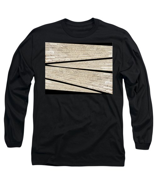 Greek Layers Long Sleeve T-Shirt