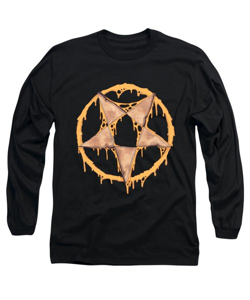 Hail Grilled Cheese Long Sleeve T-Shirt