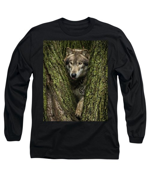 Hangin In The Tree Long Sleeve T-Shirt