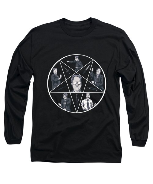 Hardcore Dwight Long Sleeve T-Shirt