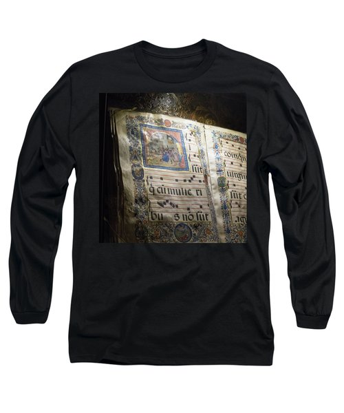 Long Sleeve T-Shirt featuring the photograph Heavenly Music by Alex Lapidus