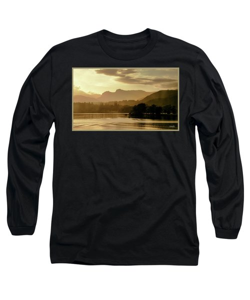 Heavens Golden Hour Long Sleeve T-Shirt