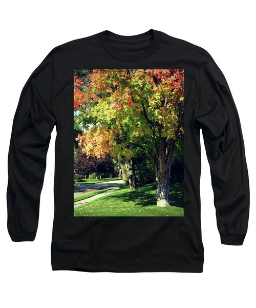 Her Beautiful Path Home Long Sleeve T-Shirt