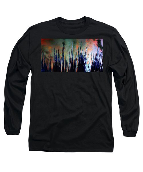 Hiding In The Tall Grass Long Sleeve T-Shirt