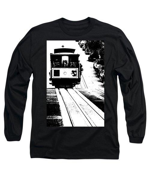 Hill Street Noir Long Sleeve T-Shirt