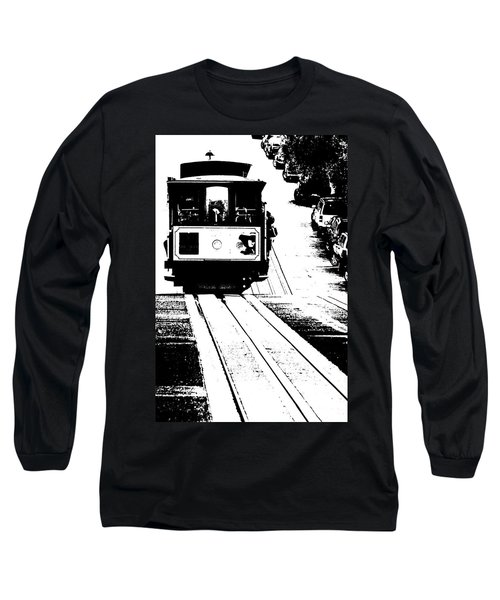 Hill Street Noir Long Sleeve T-Shirt