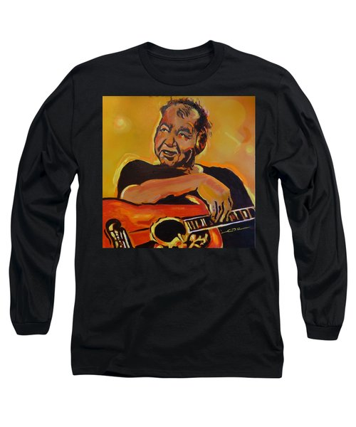 His Pumpkin's Little Daddy Long Sleeve T-Shirt