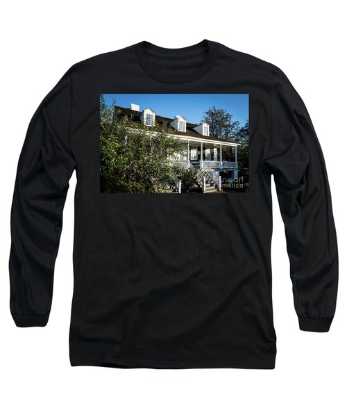 Historic Meadow Garden Augusta Ga Long Sleeve T-Shirt