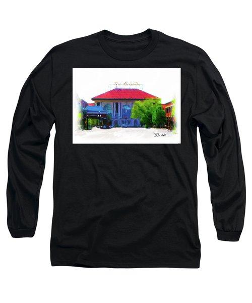 Historic Rio Grande Station Long Sleeve T-Shirt
