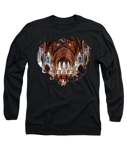 Holy Name Cathedral Long Sleeve T-Shirt