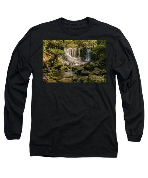 Horseshoe Falls 01 Long Sleeve T-Shirt